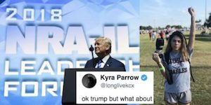 Trump NRA Speech